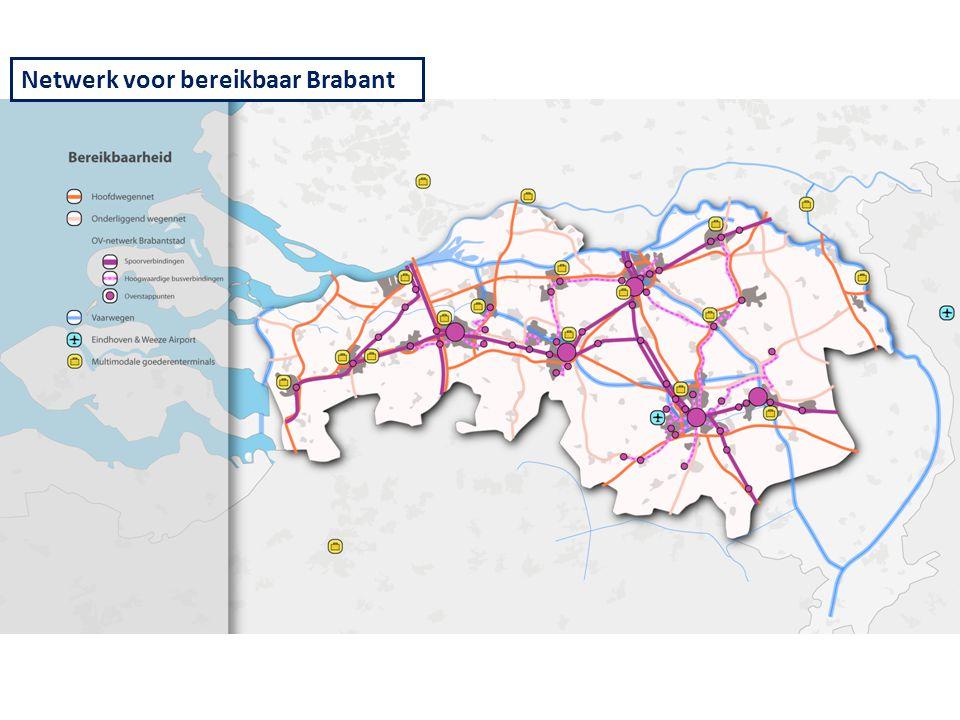 Netwerk voor bereikbaar Brabant