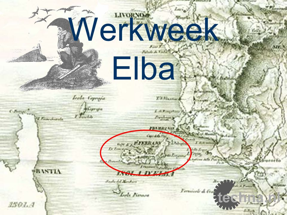 Werkweek Elba