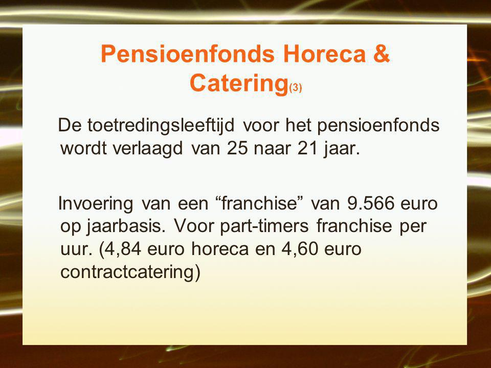 Pensioenfonds Horeca & Catering(3)