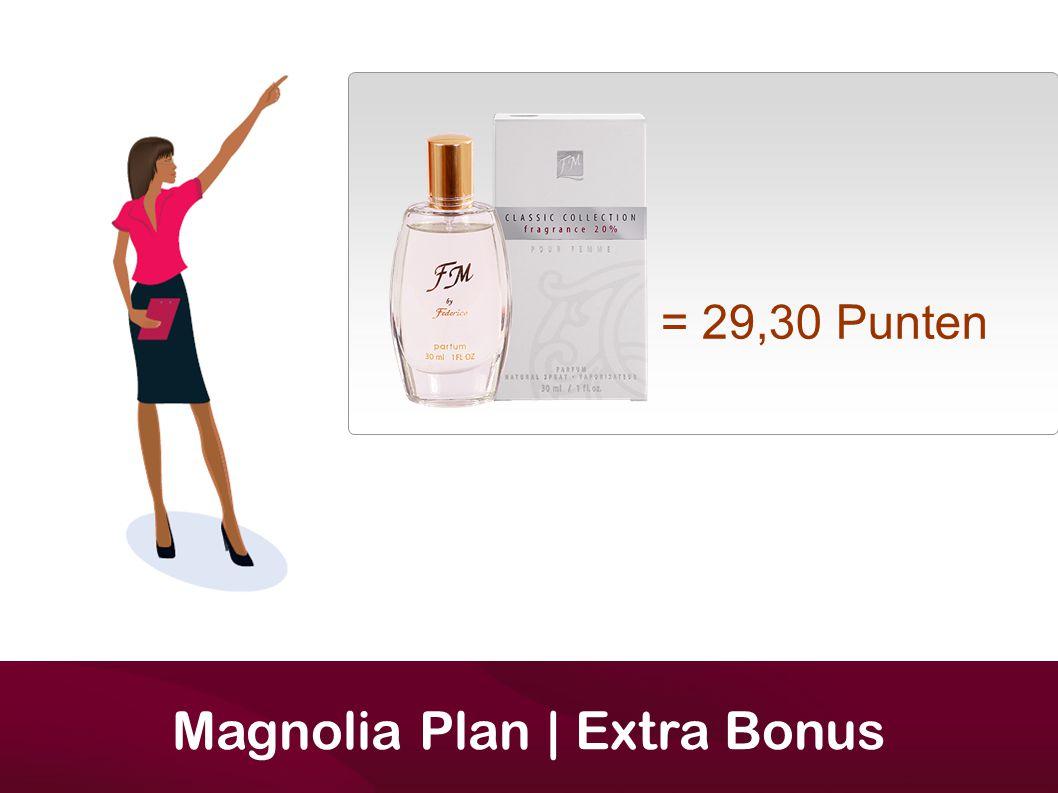 Magnolia Plan | Extra Bonus