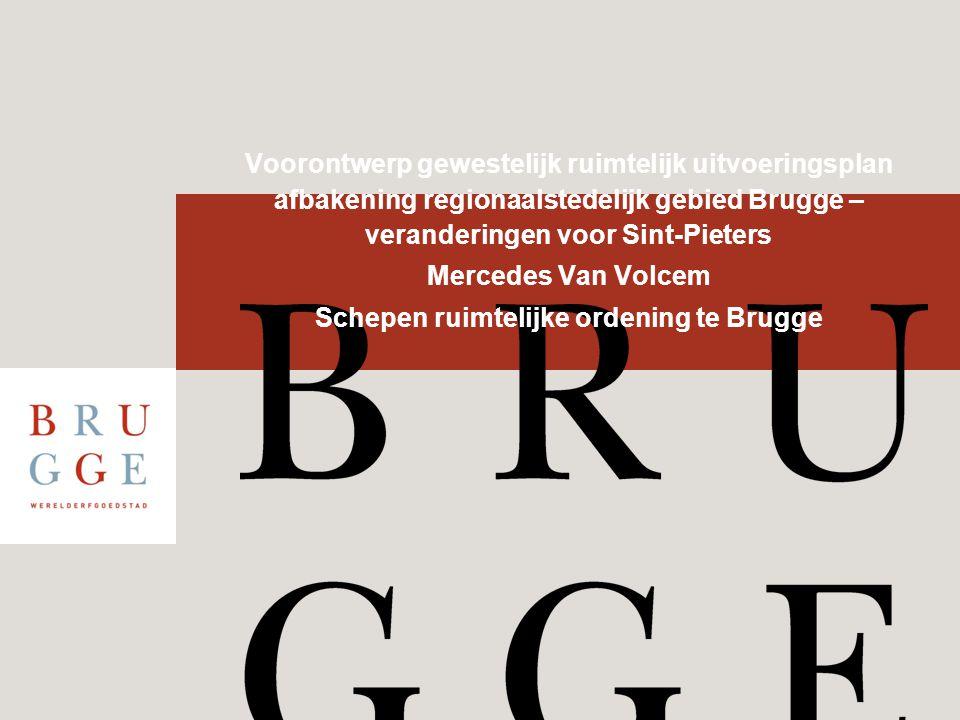 Schepen ruimtelijke ordening te Brugge