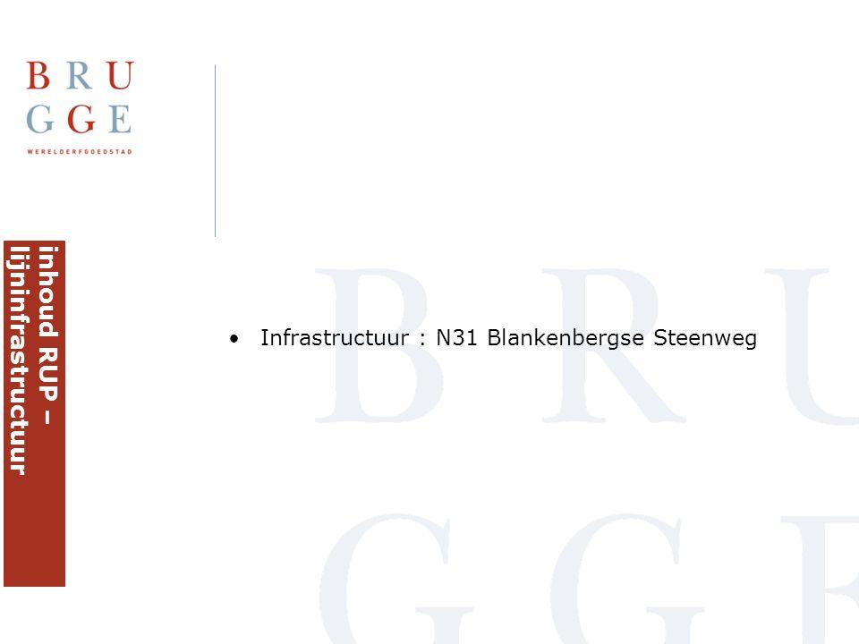 inhoud RUP – lijninfrastructuur