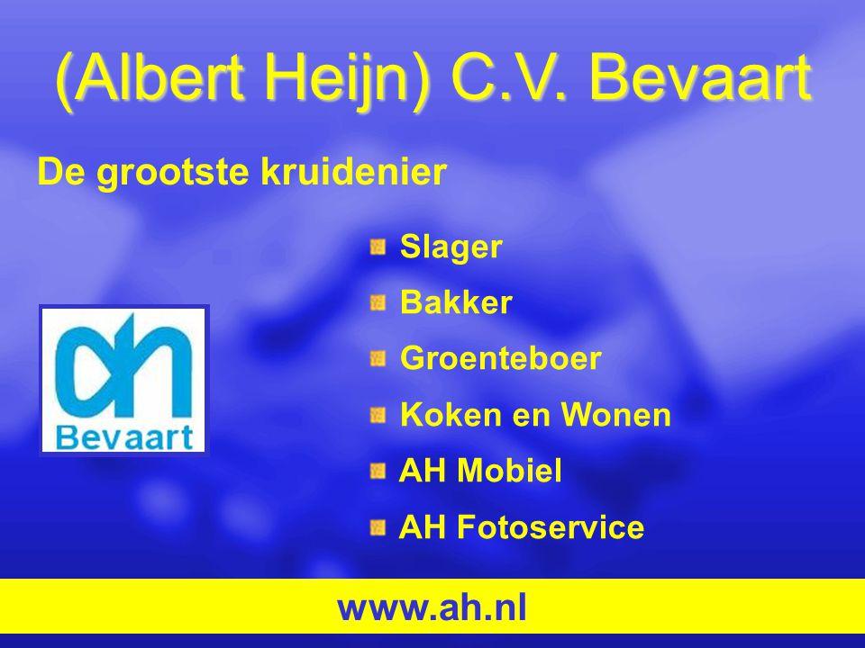 (Albert Heijn) C.V. Bevaart