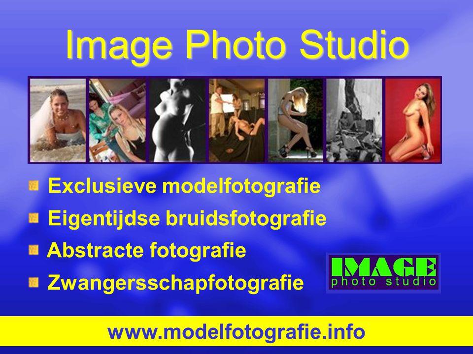 Image Photo Studio Exclusieve modelfotografie