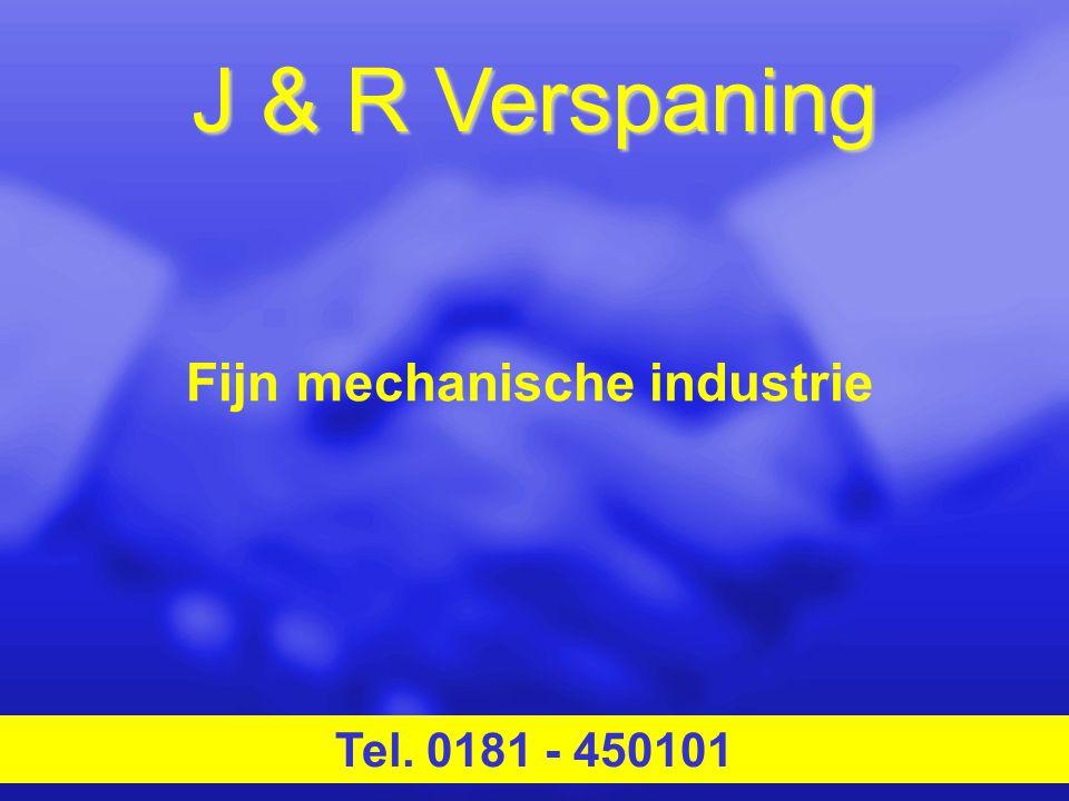 Fijn mechanische industrie