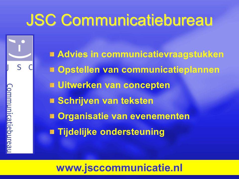 JSC Communicatiebureau