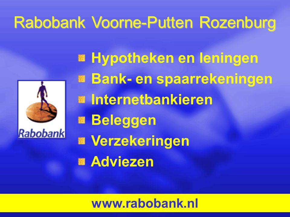 Rabobank Voorne-Putten Rozenburg