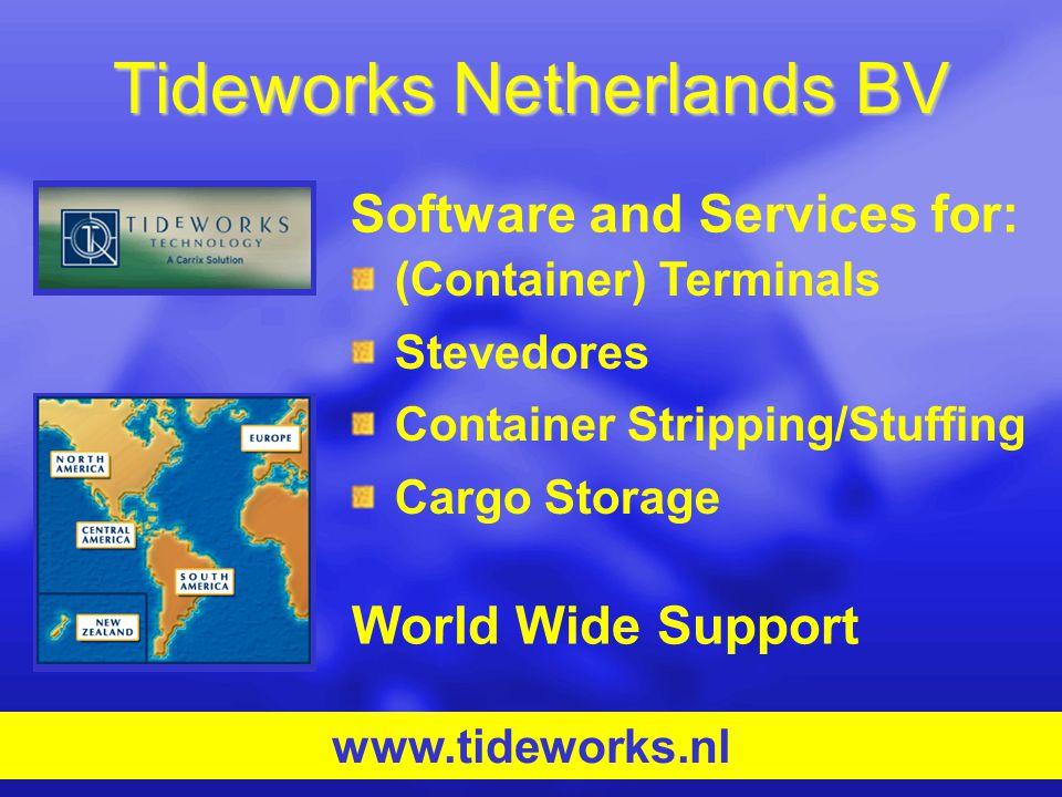 Tideworks Netherlands BV