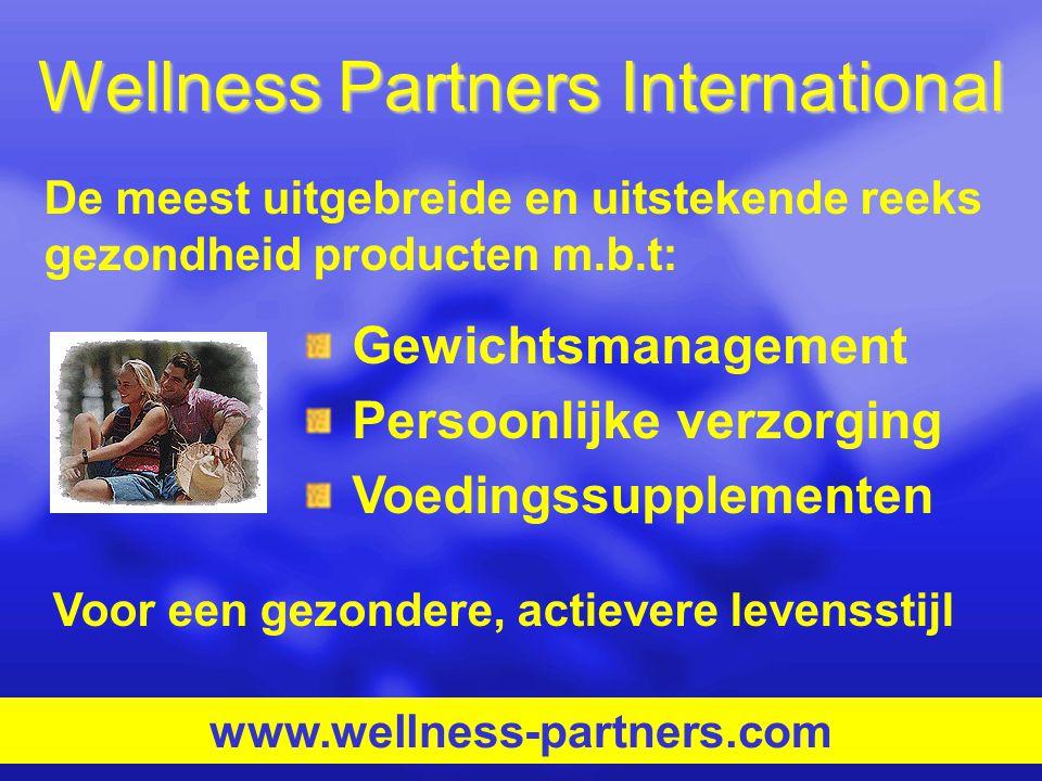 Wellness Partners International