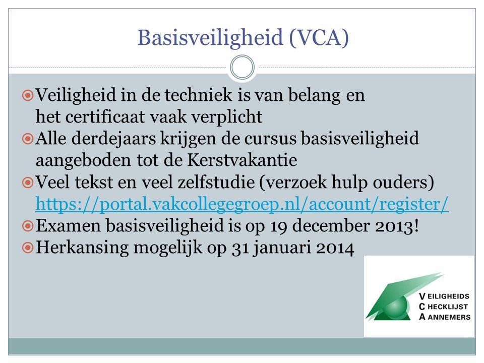 Basisveiligheid (VCA)