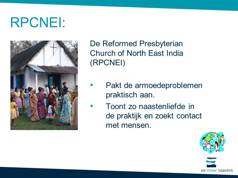 RPCNEI: De Reformed Presbyterian Church of North East India (RPCNEI)