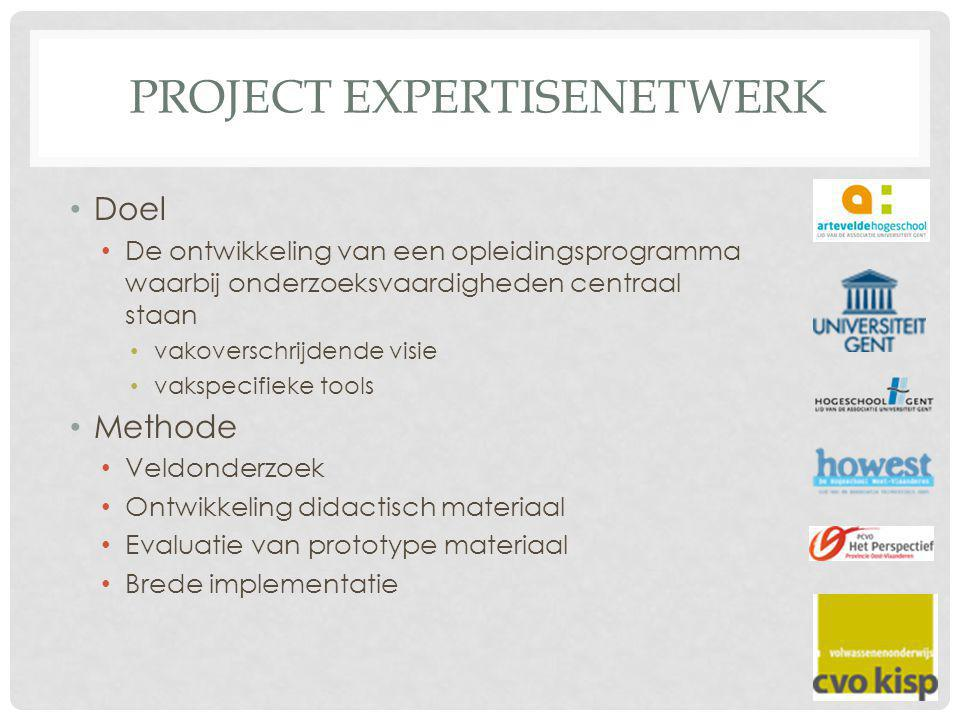 Project expertisenetwerk