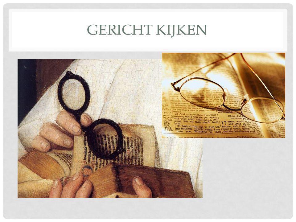 Gericht kijken Brillen vanaf 1280 en nog vroeger 10 de eeuw