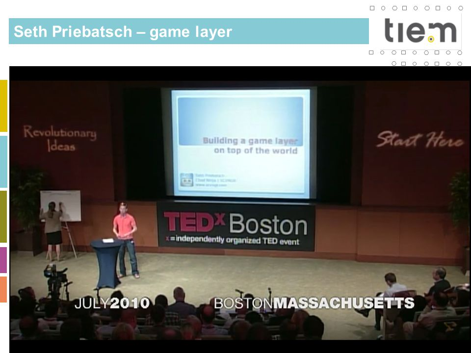 Seth Priebatsch – game layer