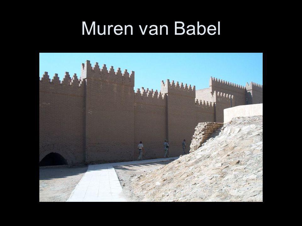Muren van Babel