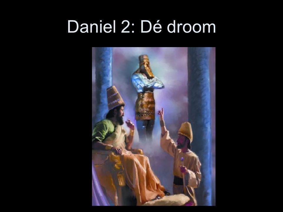 Daniel 2: Dé droom