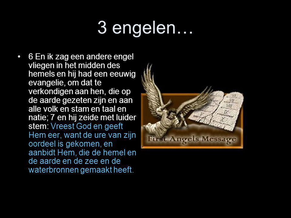 3 engelen…