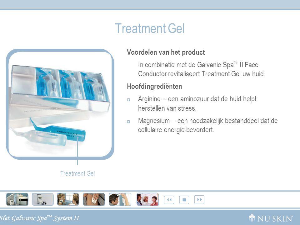 Treatment Gel Voordelen van het product