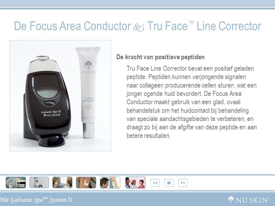 De Focus Area Conductor  Tru Face™ Line Corrector