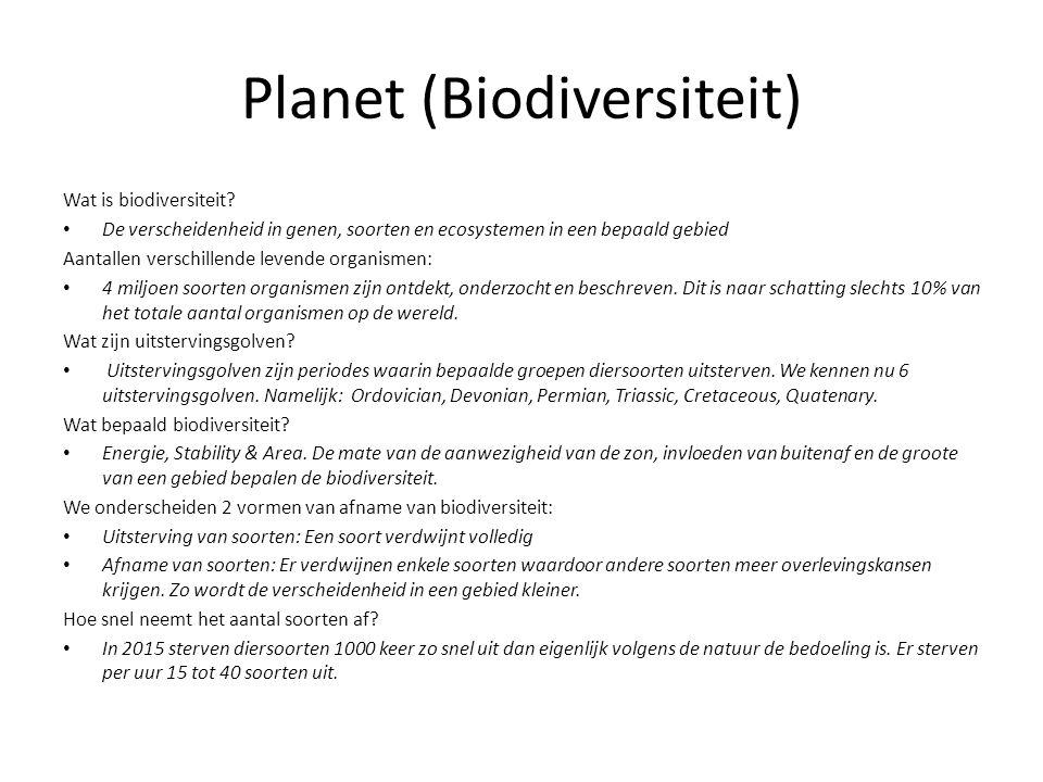 Planet (Biodiversiteit)