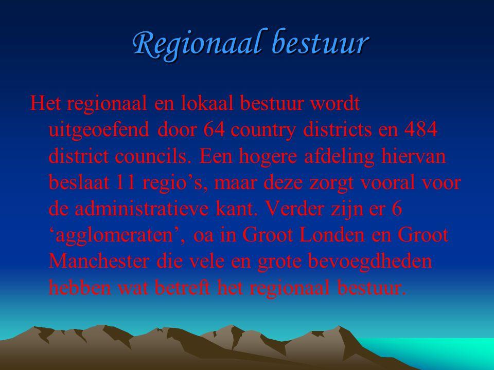 Regionaal bestuur