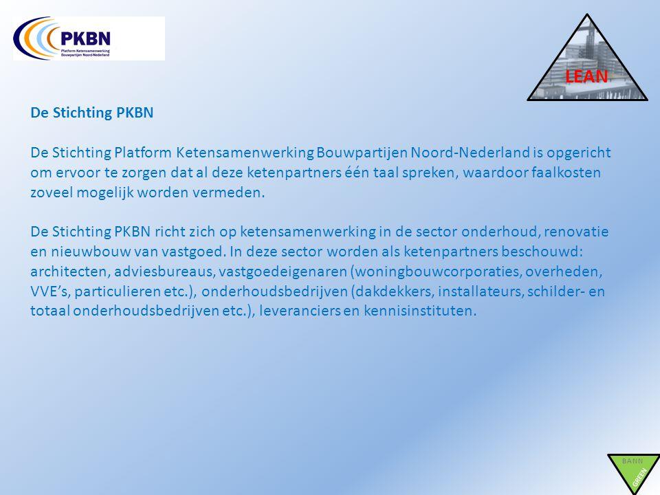 LEAN De Stichting PKBN.