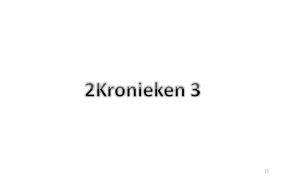 2Kronieken 3