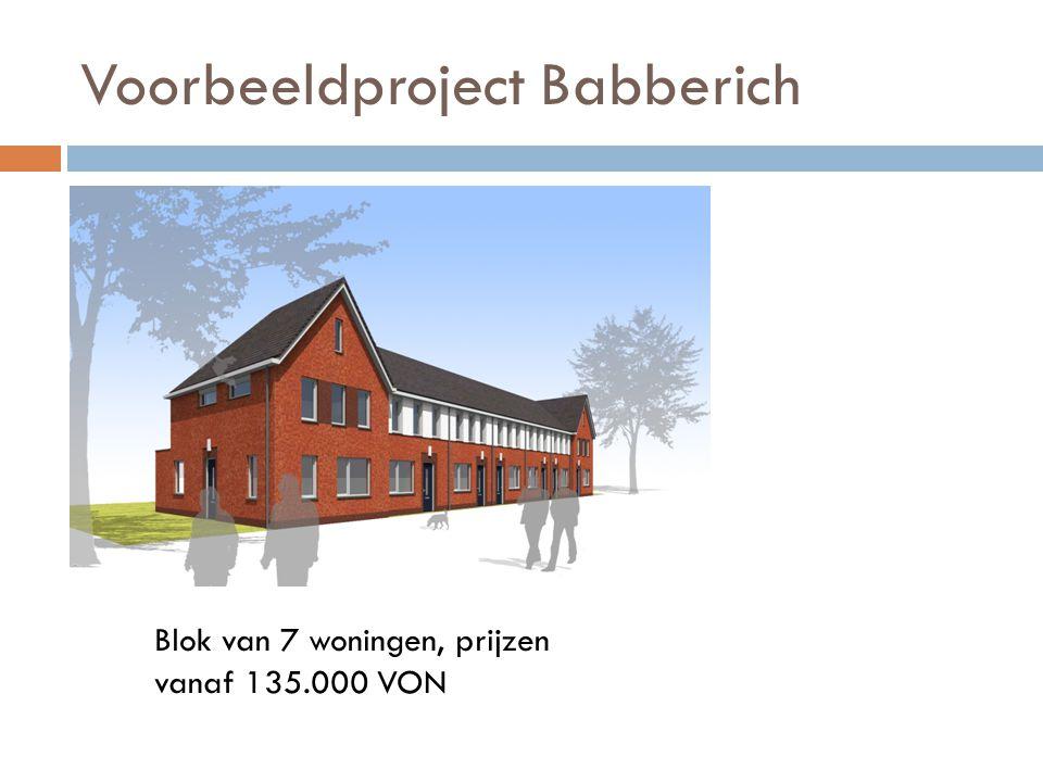 Voorbeeldproject Babberich