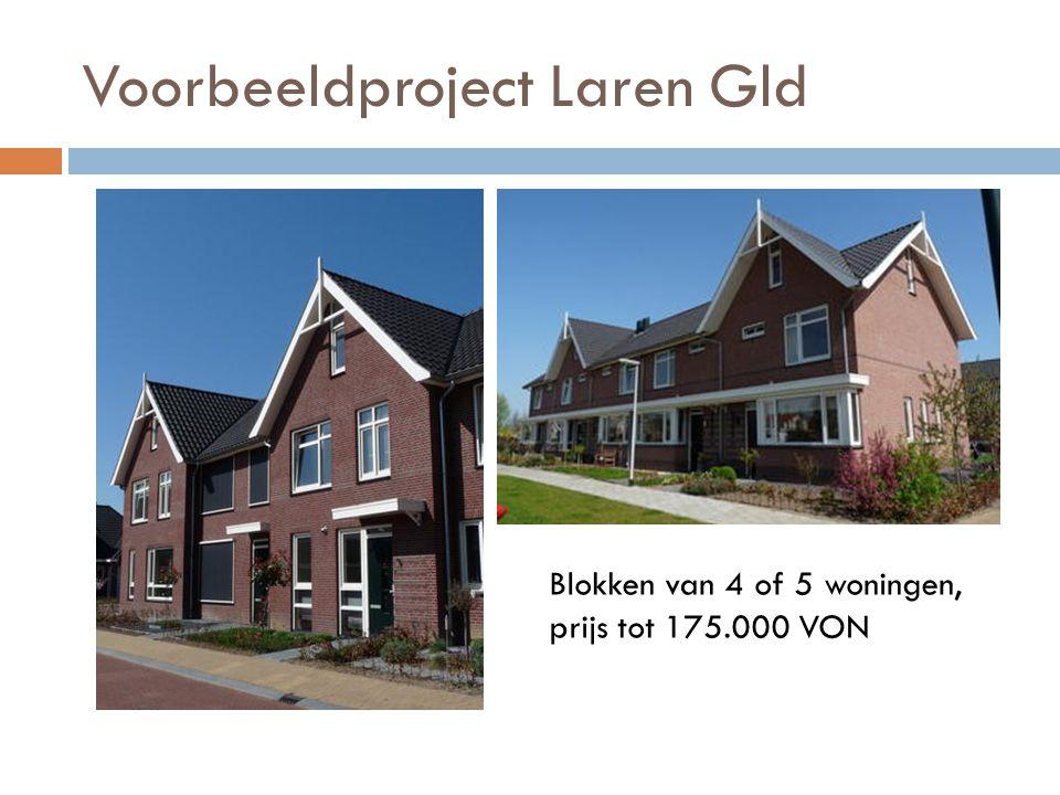 Voorbeeldproject Laren Gld