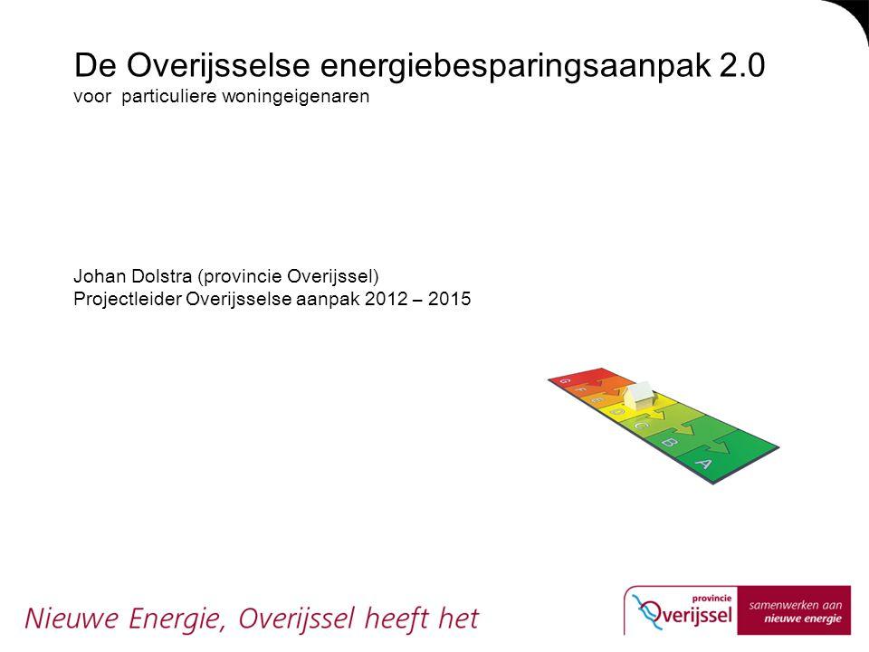 De Overijsselse energiebesparingsaanpak 2