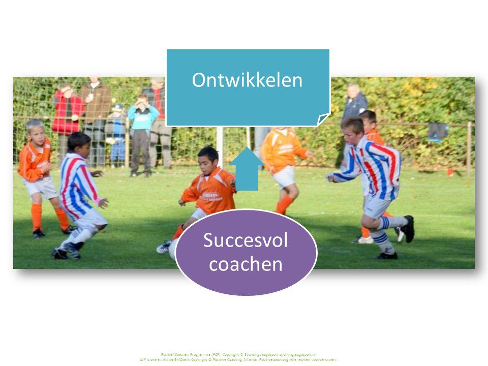 Succesvol coachen Ontwikkelen