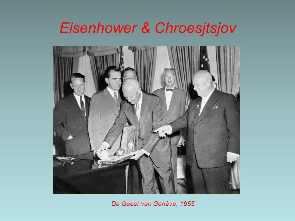 Eisenhower & Chroesjtsjov