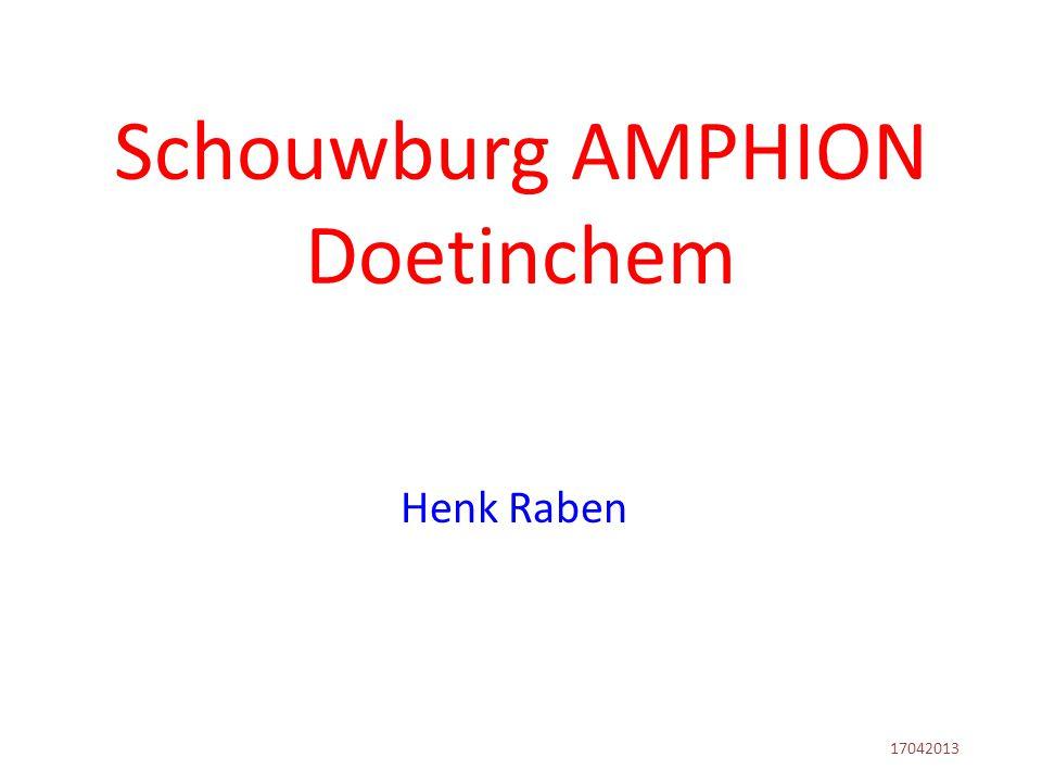 Schouwburg AMPHION Doetinchem