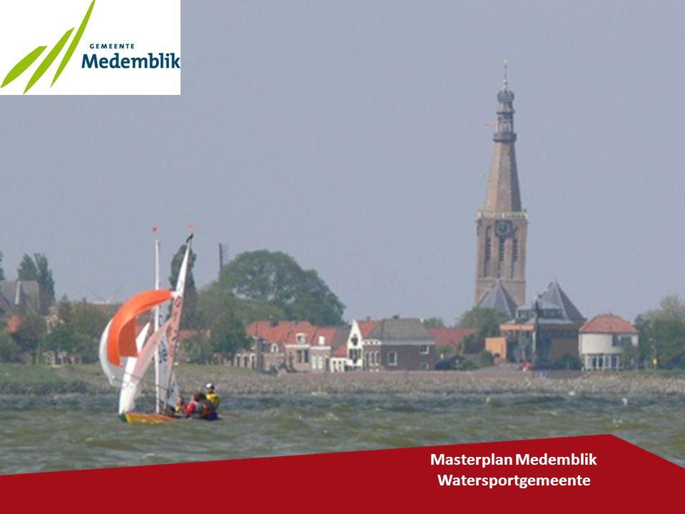 Masterplan Medemblik Watersportgemeente