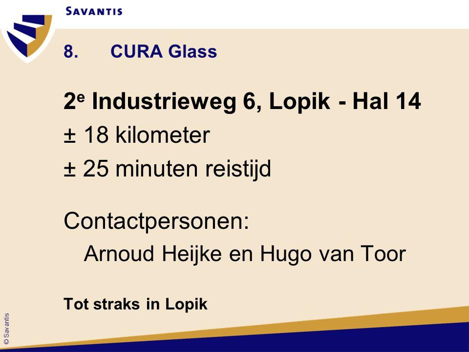 2e Industrieweg 6, Lopik - Hal 14 ± 18 kilometer ± 25 minuten reistijd