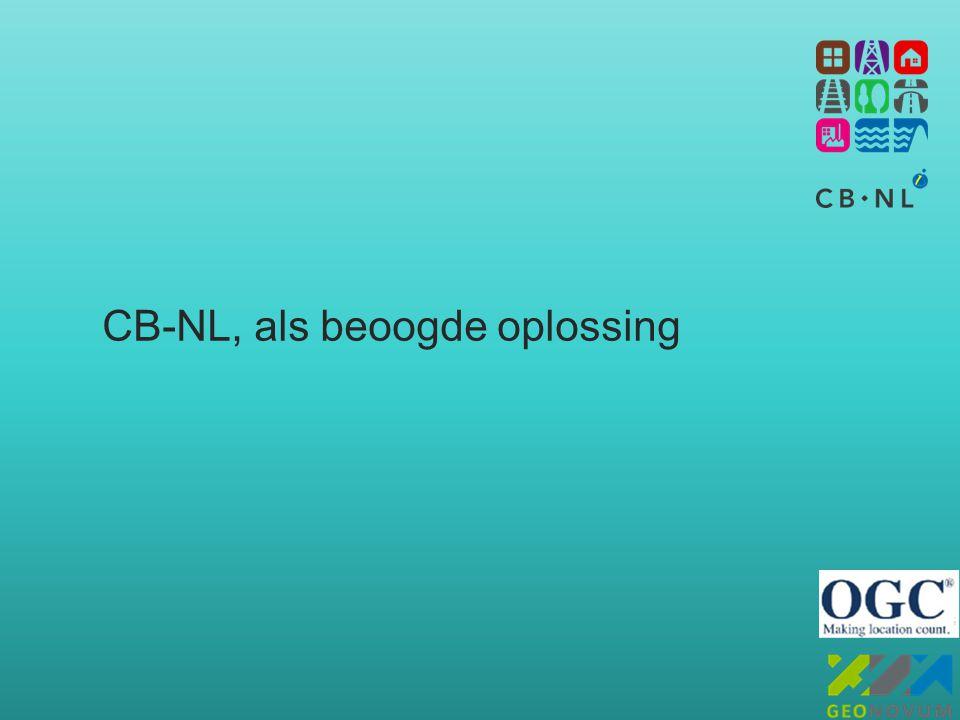 CB-NL, als beoogde oplossing