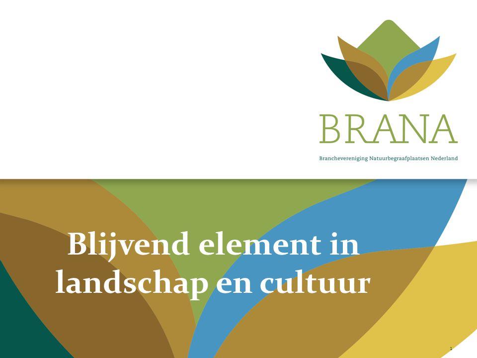 Blijvend element in landschap en cultuur