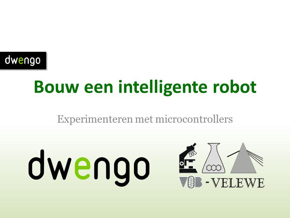 Bouw een intelligente robot