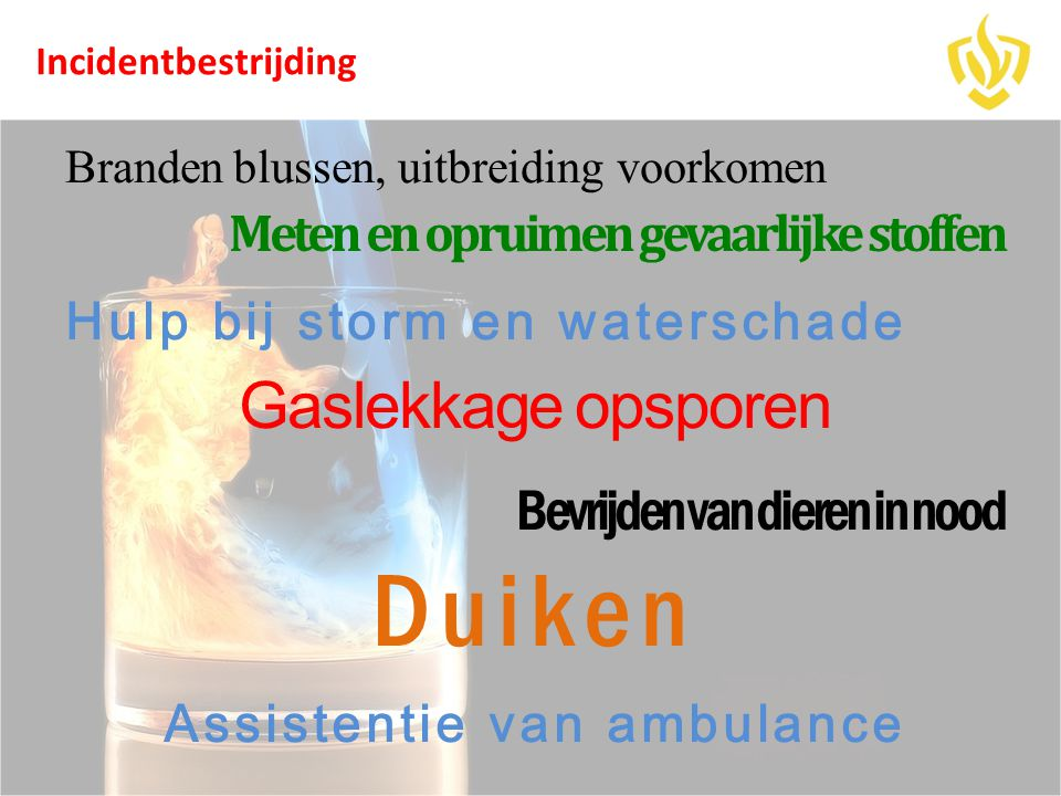 Assistentie van ambulance