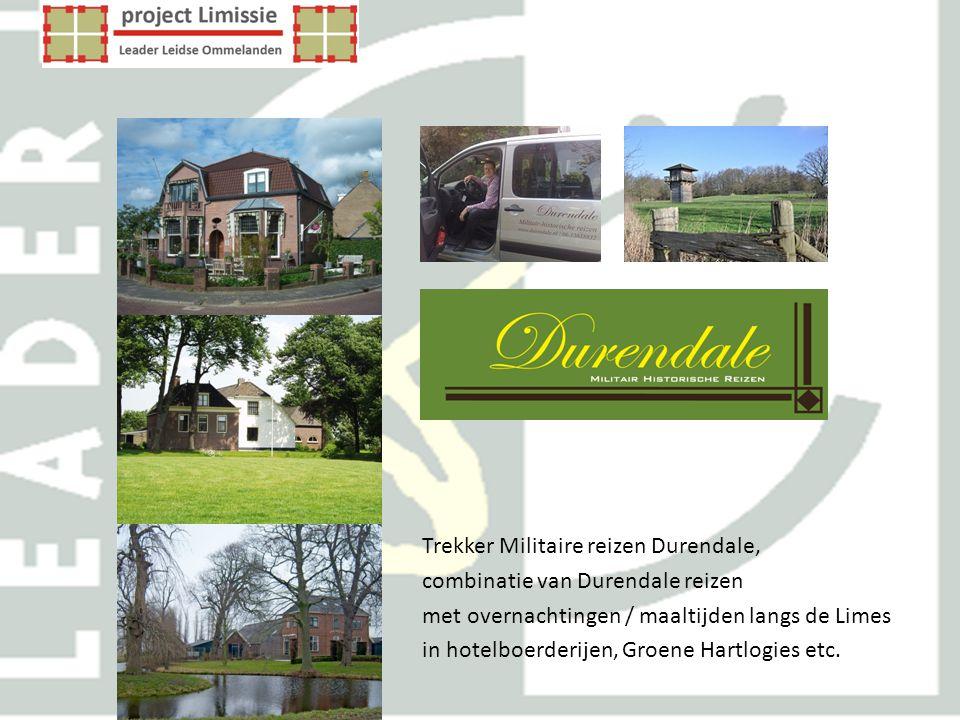 Trekker Militaire reizen Durendale,