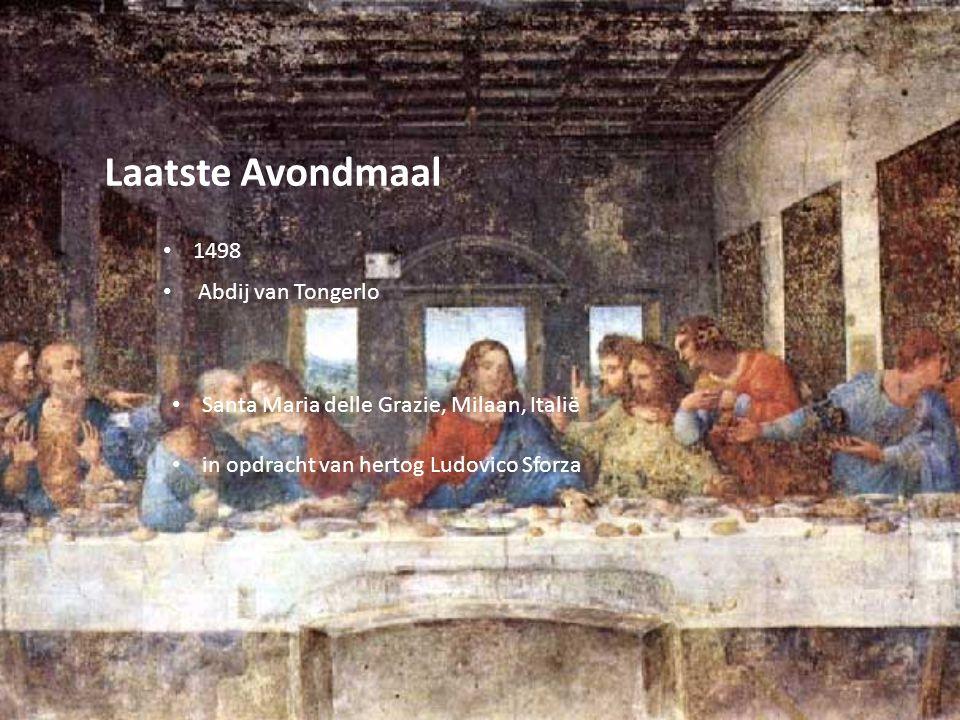Laatste Avondmaal 1498 Abdij van Tongerlo