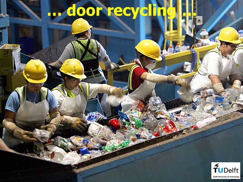 … door recycling …