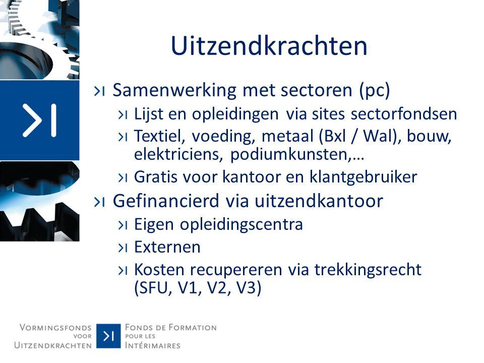 Uitzendkrachten Samenwerking met sectoren (pc)