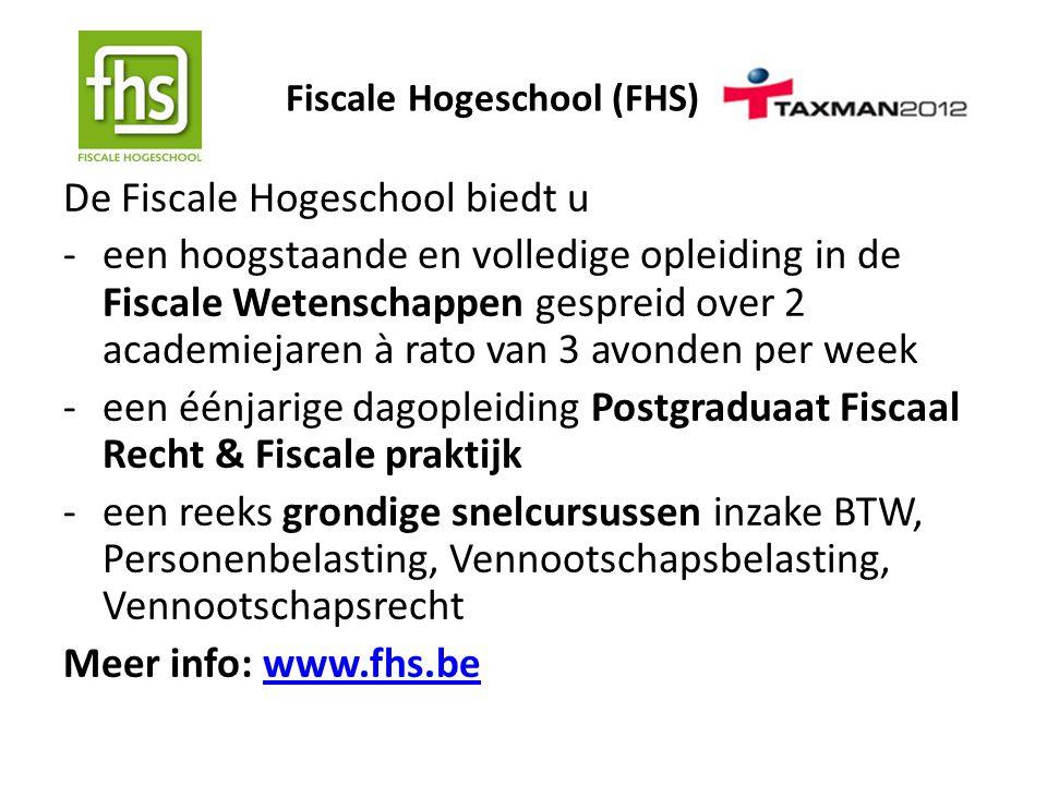 Fiscale Hogeschool (FHS)