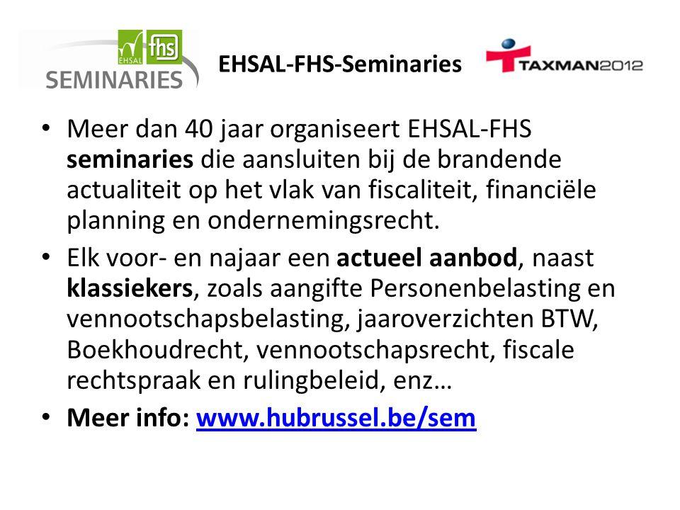 EHSAL-FHS-Seminaries