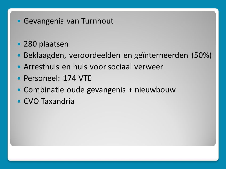 Gevangenis van Turnhout