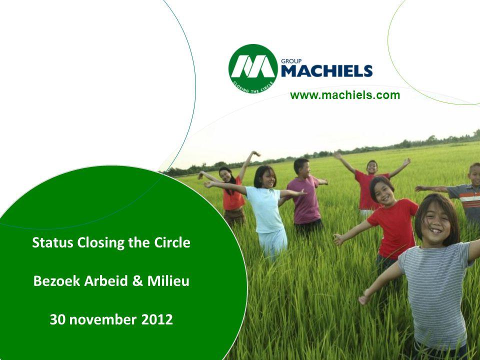 Status Closing the Circle