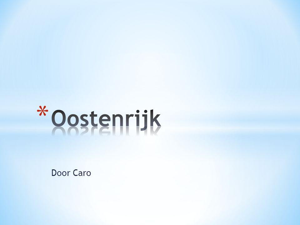 Oostenrijk Door Caro
