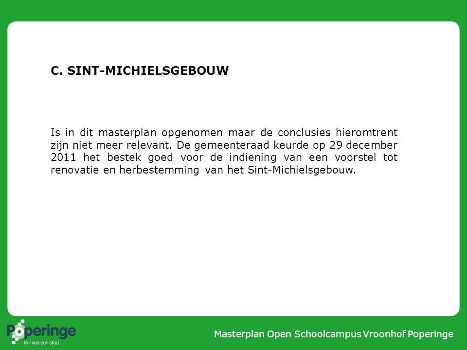 C. SINT-MICHIELSGEBOUW