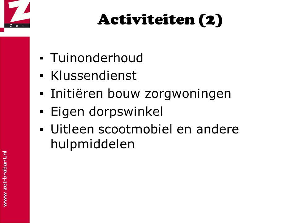 Activiteiten (2) Tuinonderhoud Klussendienst